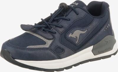 KangaROOS Sneakers 'Rooki' in navy / grau, Produktansicht