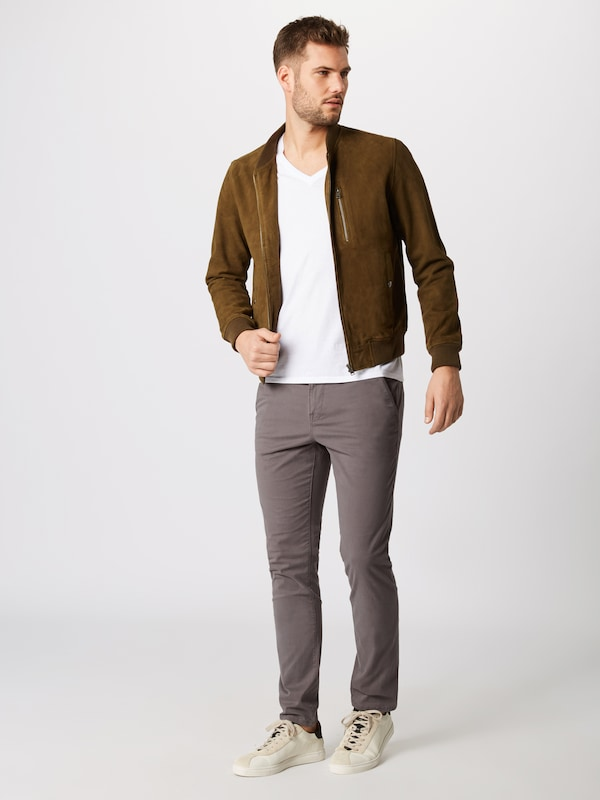 Tom Gris Tailor Pantalon En Chino Denim 8n0ymOPvNw