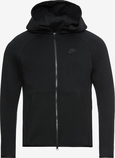 Nike Sportswear Sweatjacke in schwarz, Produktansicht