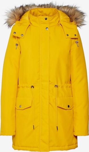 VILA Winterparka in de kleur Geel, Productweergave