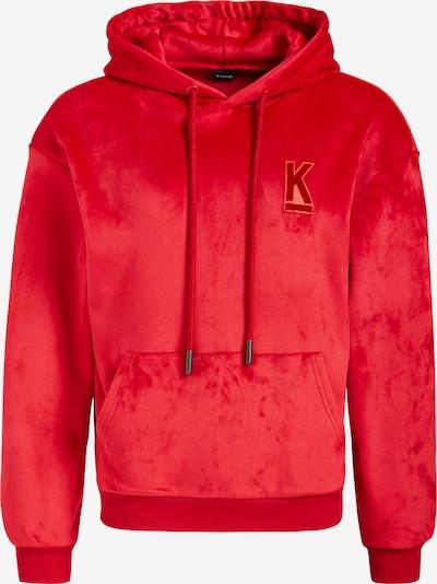khujo Sweatshirt 'Rebeka' in rot, Produktansicht
