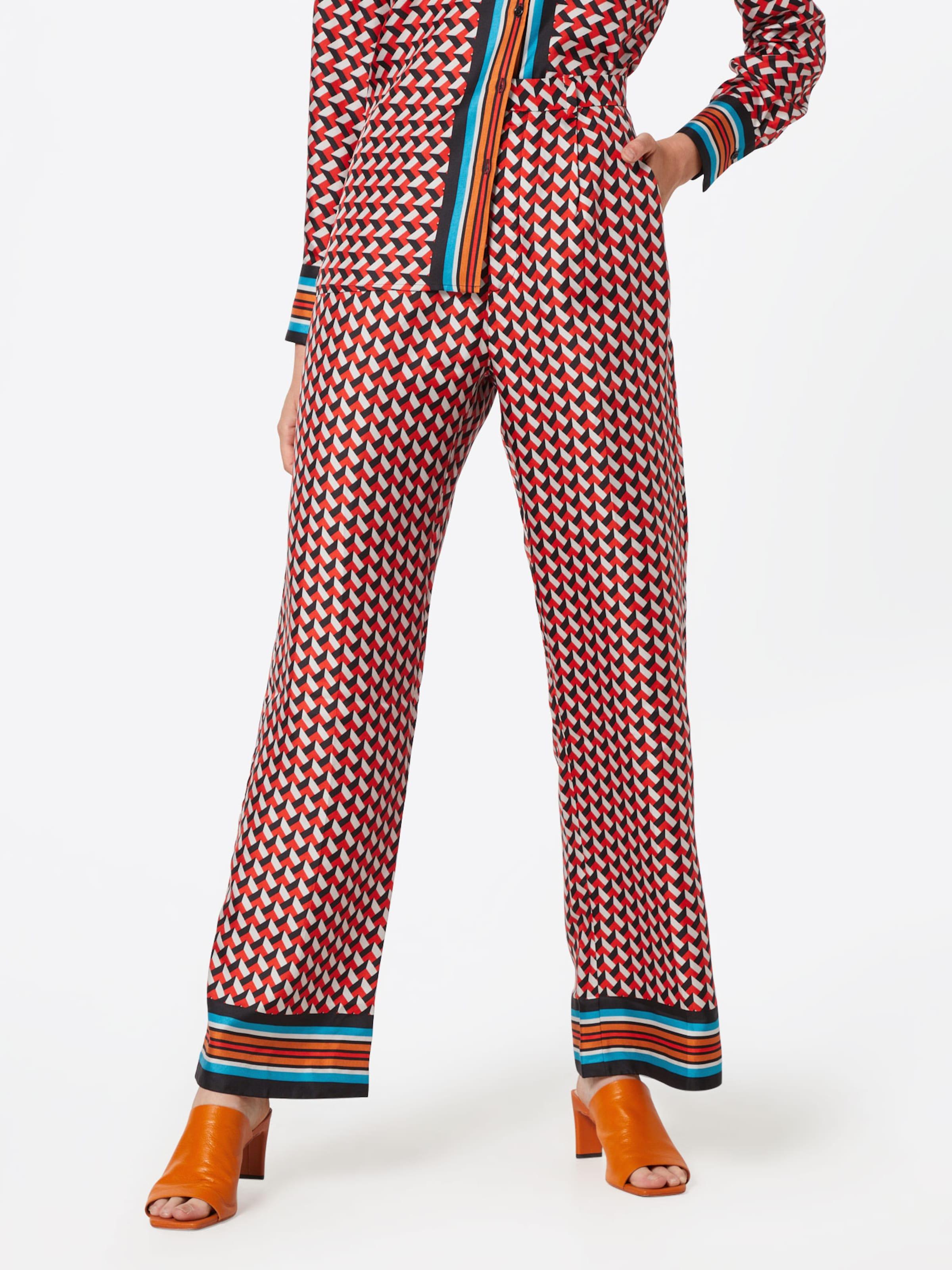 Pince RougeBlanc Pantalon En 'posiris' Postyr À MVLpGUqSz