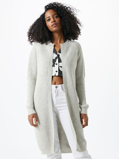 Noisy may Strickjacke 'SIESTA' in offwhite, Modelansicht