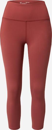 UNDER ARMOUR Sportske hlače u hrđavo crvena, Pregled proizvoda