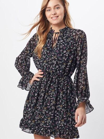 Missguided Kleid in schwarz, Modelansicht