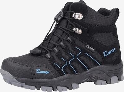 Kastinger Wanderschuhe in blau / schwarz, Produktansicht