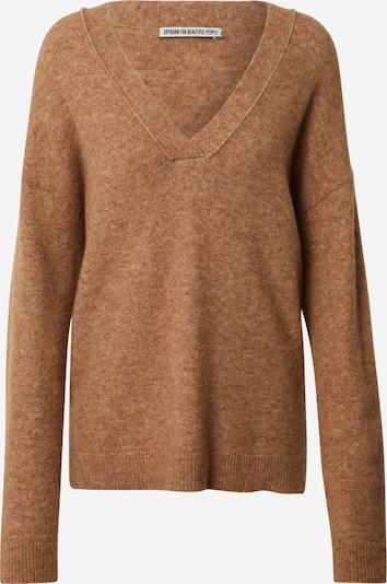 DRYKORN Pullover 'Linna 2' in braun, Produktansicht