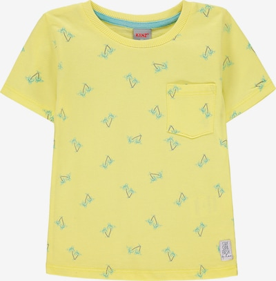 KANZ T-Shirt in gelb, Produktansicht