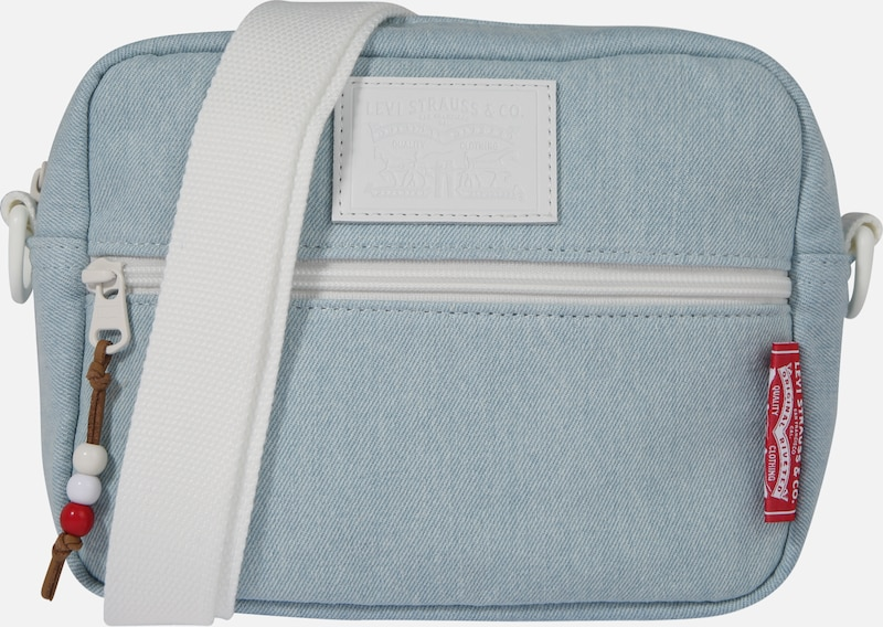 LEVI'S Tasche 'Boxy X Body - Denim' in blue denim, Produktansicht