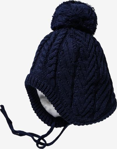 MAXIMO Mütze in dunkelblau: Frontalansicht