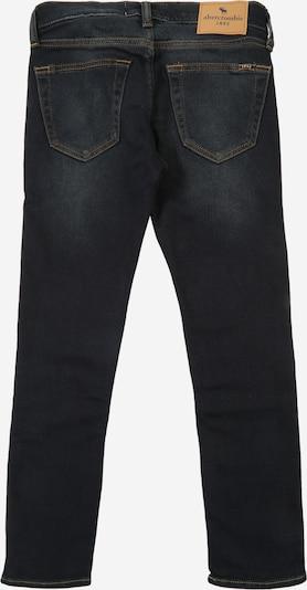 Abercrombie & Fitch Jeans in dunkelblau: Rückansicht