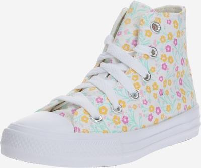 CONVERSE Sneakers 'Chuck Taylor' in de kleur Geel / Rosa / Wit, Productweergave