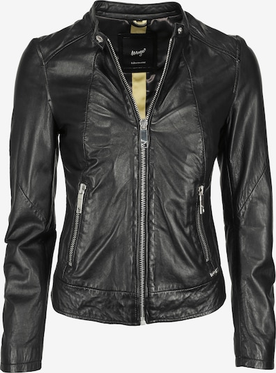Maze Lederjacke mit Stehkragen ' 4201972 ' in schwarz, Produktansicht
