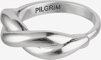 Pilgrim Ring 'Skuld' in silber, Produktansicht