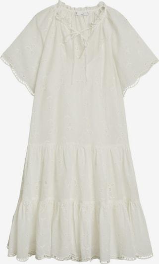 MANGO Letní šaty 'Bohochic' - bílý melír, Produkt