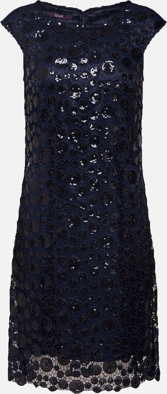 Robe '12014' Laurel De En Cocktail Bleu Nuit mOPNwn0yv8