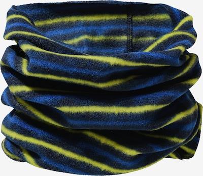 STERNTALER Schlauchschal in blau / dunkelblau / dunkelgelb, Produktansicht