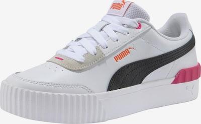 PUMA Sneaker 'Carina Lift' in orange / pink / schwarz / weiß, Produktansicht