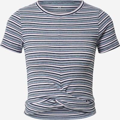 HOLLISTER Shirt in blau / weiß, Produktansicht