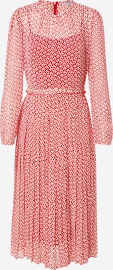 L.K.Bennett Kleid 'AVERY' in rot / weiß, Produktansicht