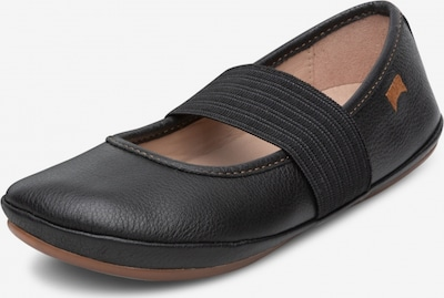 CAMPER Ballerinas ' Right ' in schwarz, Produktansicht