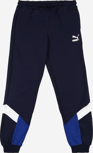 PUMA Sporthose in blau / navy / weiß, Produktansicht