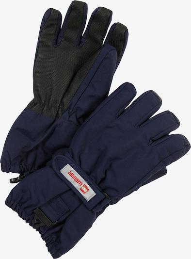LEGO WEAR Handschuhe 'ALFRED 703' in dunkelblau / schwarz, Produktansicht