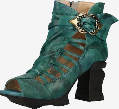 Laura Vita Sandalen in smaragd, Produktansicht