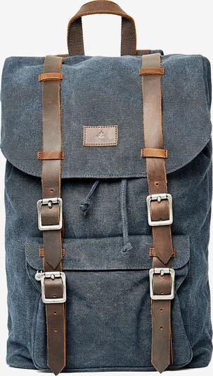 DREIMASTER Rucksack in taubenblau / pueblo, Produktansicht