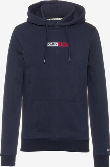 Tommy Jeans Sweter w kolorze granatowy / krwistoczerwony / białym, Podgląd produktu