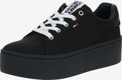 Tommy Jeans Sneaker 'Flatform W' in schwarz, Produktansicht