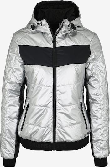 CHIEMSEE Jacke in pink / schwarz, Produktansicht