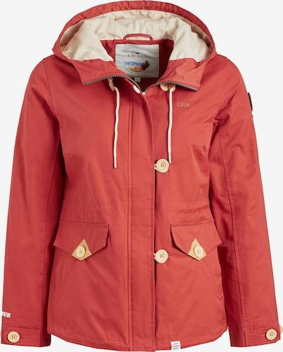 khujo Tussenjas ' FARAI ' in de kleur Rood, Productweergave