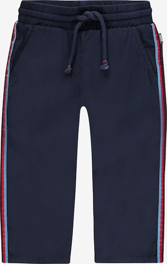 IMPS&ELFS Hose 'Hialeah' in blau / hellblau / rot, Produktansicht