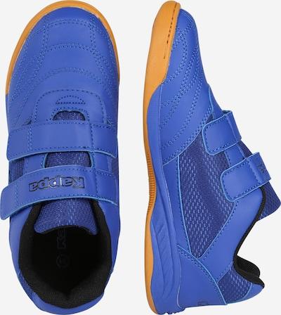KAPPA Sportschuhe 'KICKOFF OC' in blau / schwarz: Seitenansicht