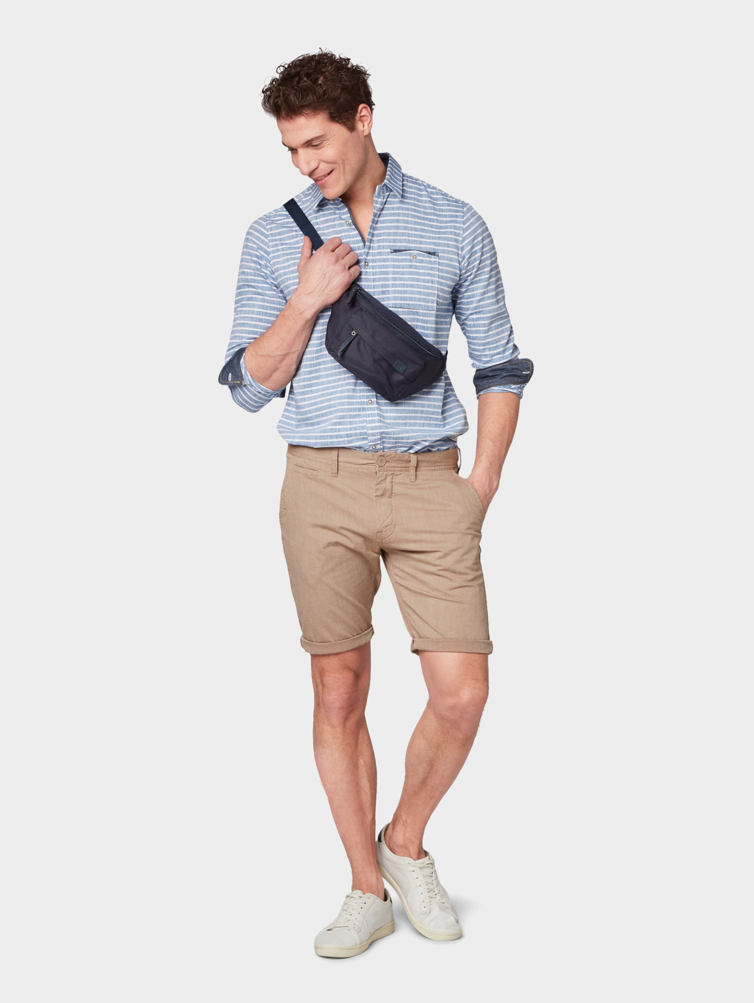 Hellbeige Hellbeige Shorts Tailor Tom Tailor In Shorts In Tom Tom QdCerxBoW