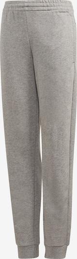 ADIDAS PERFORMANCE Jogginghose 'Elin' in graumeliert / dunkelorange, Produktansicht