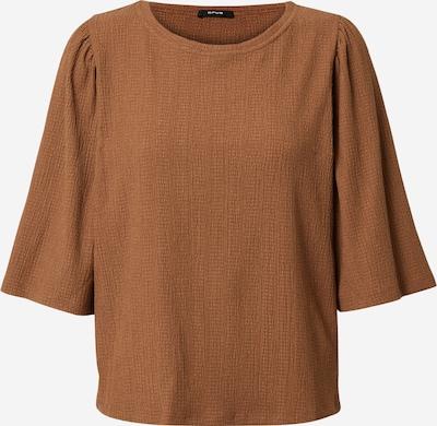 OPUS Shirt 'Sanuna' in karamell: Frontalansicht