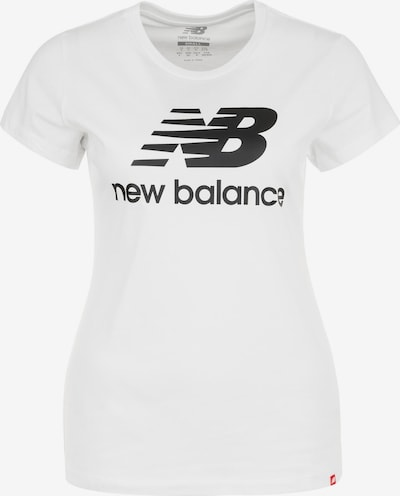 new balance Тениска в черно / бяло, Преглед на продукта