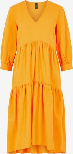 Y.A.S Kleid in goldgelb, Produktansicht