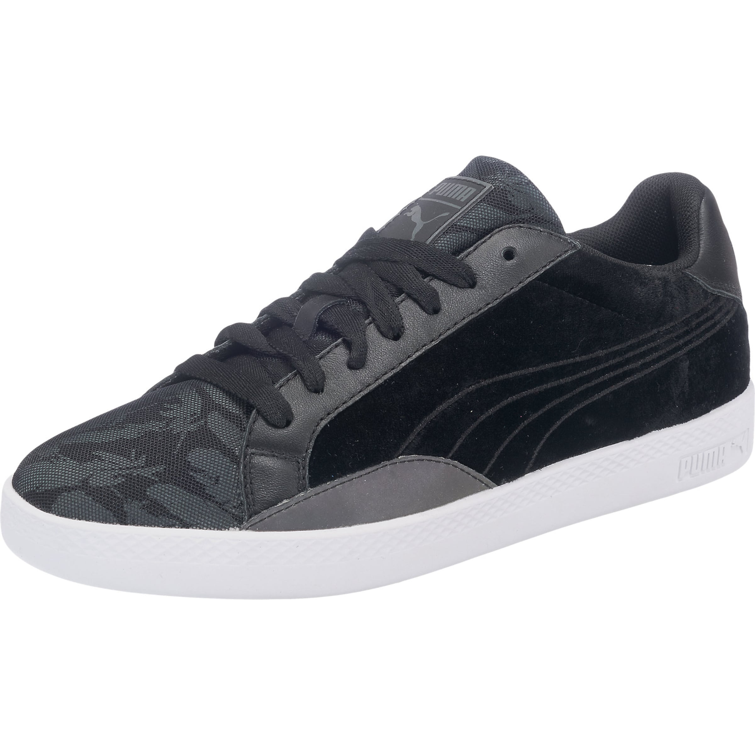 PUMA Match Swan Sneakers Verschleißfeste billige Schuhe