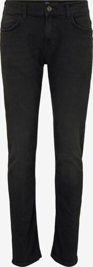 TOM TAILOR Jeanshosen Troy Slim Jeans in schwarz, Produktansicht