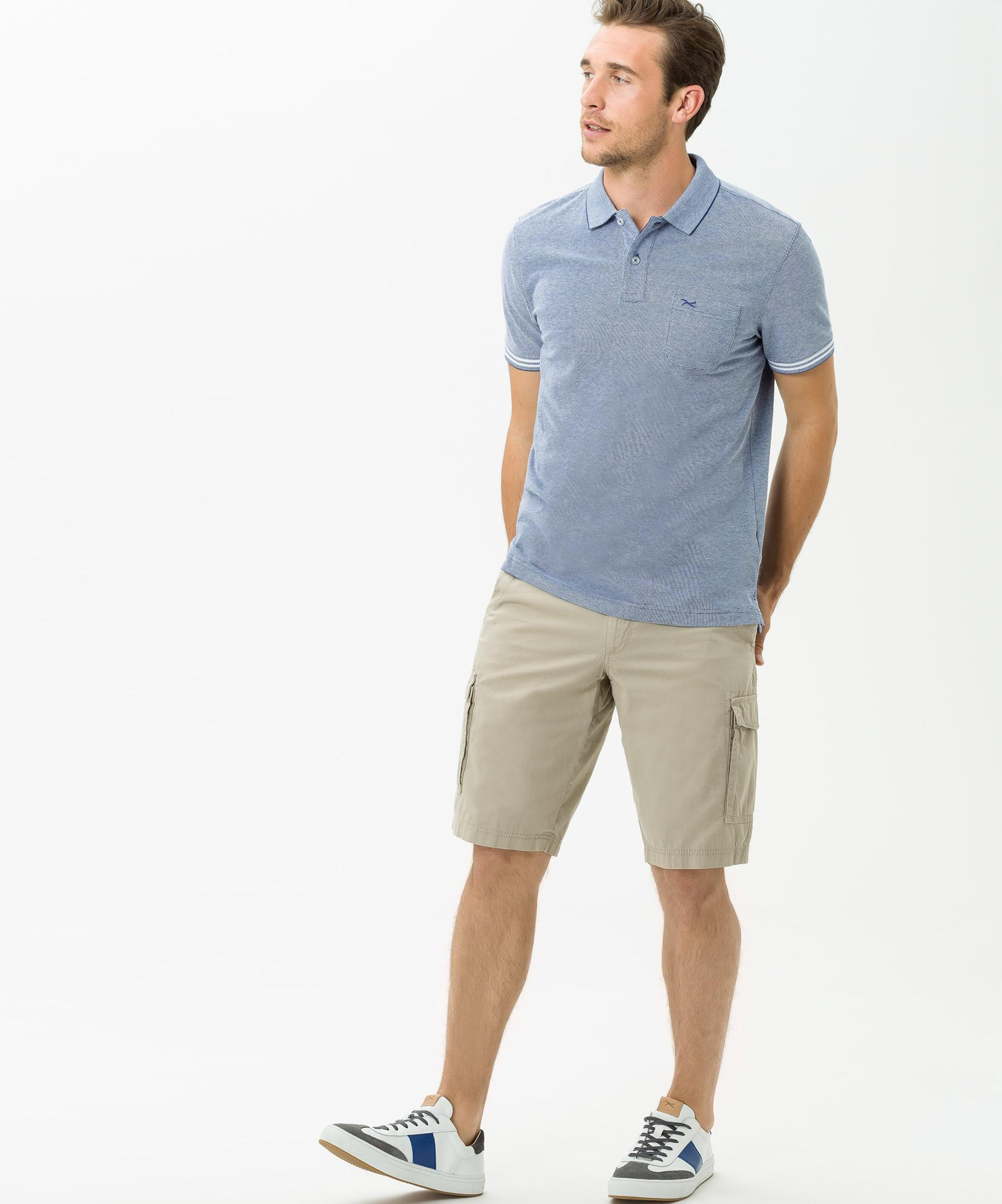 In 'paddy' RoyalblauWeiß Polo Brax Brax 8n0vNwmO