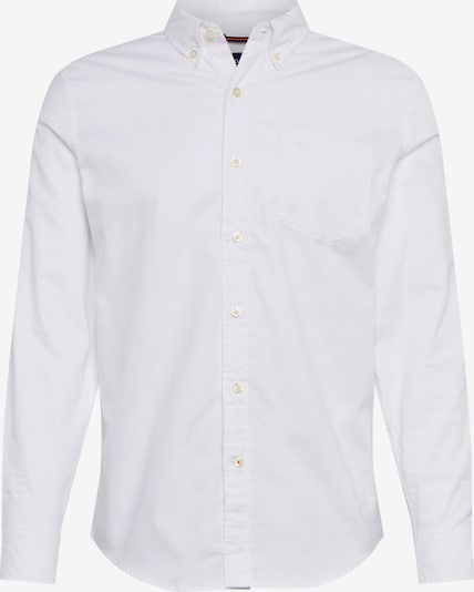 Dockers Hemd 'STRETCH OXFORD SHIRT' in weiß, Produktansicht