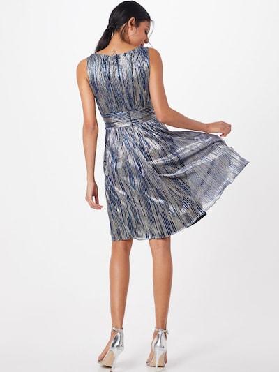 SWING Sukienka koktajlowa w kolorze niebieski / mieszane kolorym: Widok od tyłu