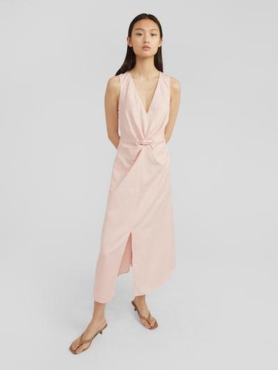 Rochie 'Vala' EDITED pe roz / rosé, Vizualizare model