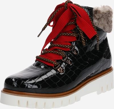 ARA Stiefelette 'JACKSON KEIL' in braun / braunmeliert / rot / schwarz / weiß, Produktansicht