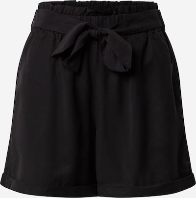 TOM TAILOR DENIM Hlače | črna barva, Prikaz izdelka
