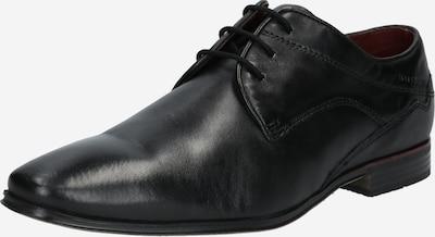 bugatti Halbschuhe 'Morino' in schwarz, Produktansicht