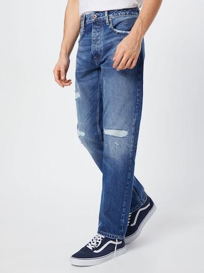 Jeans 'CALLEN' Pepe Jeans pe albastru deschis: Privire frontală